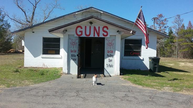 Best North Florida Gun Store Iron Goat Guns